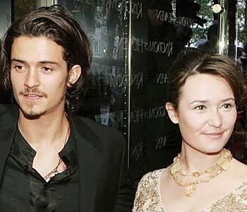 Orlando Bloom ve kardeşi